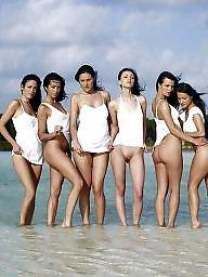 Group, Nude, Beach, Nude beach