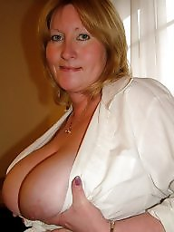 Mature big boobs, Big mature, Blond mature