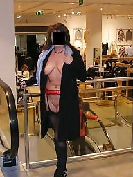 Mature public, Public mature, Shopping, Milf public, Shop