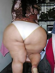 Bbw, Ass, Bbw ass, Latin, Monster, Booty