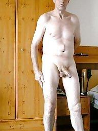 Naked, Men