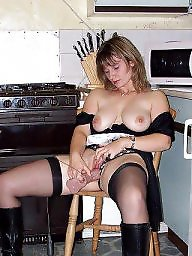 Lady, Milf, Mature, Matures