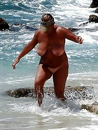 Beach mature, Mature beach, Beach, Beach boobs, Big mature