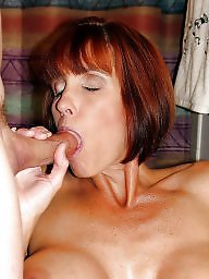 Mature blowjob, Mature tits, Mature blowjobs, Mouthful, Mouth