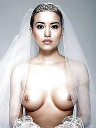 Brides, Horny milf, Bride