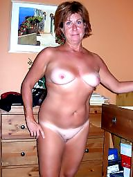 Tanning, Tanned line, Tanned boobs, Tanned boob, Tanned milf, Tanned matured