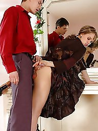 Mom boy, Mom and boy, Boy, Moms, Russian mature, Mature young