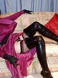 Latex, Stockings, Vintage, Stocking