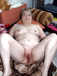 Grannies, Hairy mature, Granny, Hairy granny