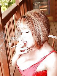 Mature smoking, Smoking, Smoking mature, Sexy mature
