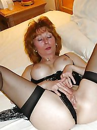 Stockings, Stocking, Milf, Young, Old young