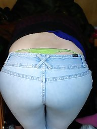 Teen ass, Amateur ass, Jeans ass, Teen jeans