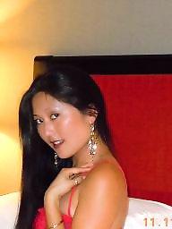 Asian milf, Non nude