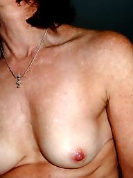 Amateur mature, Nipples