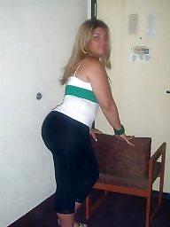 Bbw blonde, Bbw ass