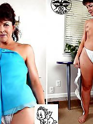 Mature dressed undressed, Mature, Mature dressed, Milf dressed undressed, Undress, Undressed