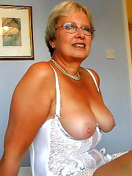 Mature glasses, Glasses, Lady, Lady b, Amateur mature, Glasses mature