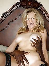 Mature, Grandma, Bbc, Interracial