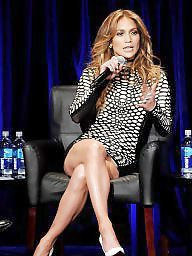 Celebrity, Jennifer, Celebrities, Leg, Shiny, Legs