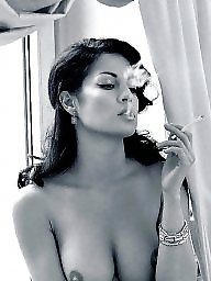 Smoking milf, Smoking, Sexy milf