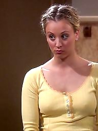 Big nipples, Hard nipples, Kaley cuoco, Nipples, Big nipple, Celebrities