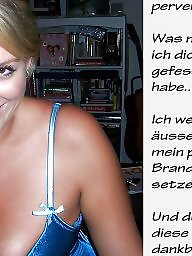German caption, Femdom captions, German captions, Bdsm captions, Caption, Teen captions