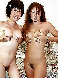 Sexy granny, Mature asian