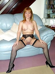 British milf, British, Naked