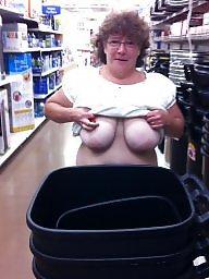 Walmart, My wife