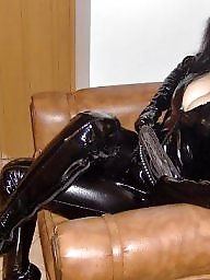 Boots, Pvc, Mature pvc, Milf boots, Mature leather, Mature latex
