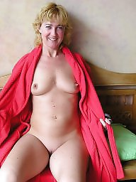 Dutch, Mature slut, Mature tits