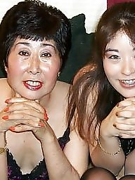 Granny, Asian mature, Chinese, Mature asian, Asian granny
