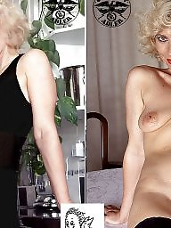 Mature dressed undressed, Milf dressed undressed, Mature dress, Undressed, Dress, Undress