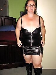 Leather, Corsets, Bbw redhead, Bbw leather, Corset, Bbw corset