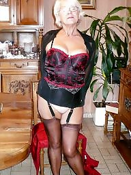 Mature stockings, Mature stocking, Lingerie, Mature lingerie, Matures in stockings, Lingerie mature