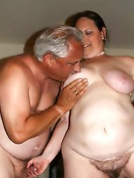 Couples, Hairy mature