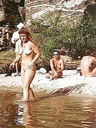 Nudists, Nudiste, Nudist beach, Beach, Amateur nudist