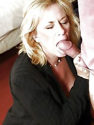 Hot milf fucked outdoors