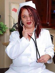 Hairy bbw, Nurse