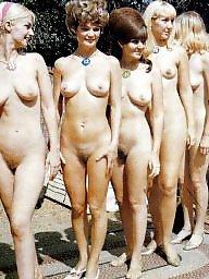 german women nude nudist Vintage