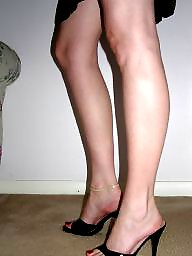 Leg, My wife, Legs, Upskirt, Amateur teen, Wife