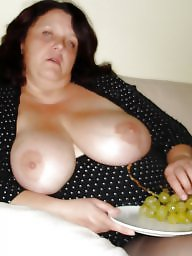 Big mature, German, Big boobs mature, German bbw, German mature, Bbw wife