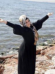 Muslim, Turkish, Hijab, Turkish hijab, Hijab porn, Turbanli