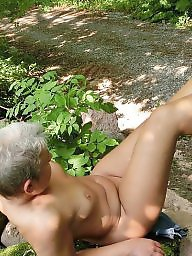 Clothed, Mature clothed, Woods