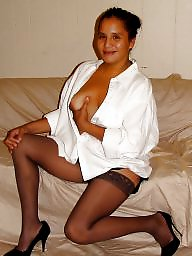 Stockings, Mature stockings, Mature