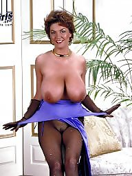 Chubby, Vintage, Lady, Chubby mature
