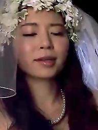 Asian public, Bride, Public fuck, Japanese, Brides
