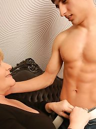 Mom, Mature fuck, Mom boy, Mature young, Young boy, Moms
