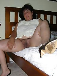 Old, Grandma, Hairy mature