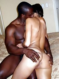 Interracial, Wife, Black, Ebony, Real, Wife interracial